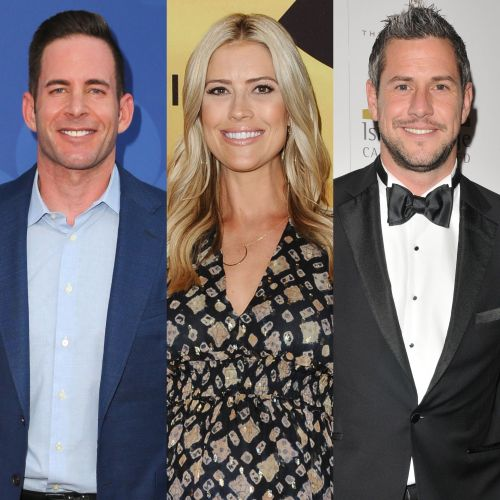 Tarek El Moussa and Ant Anstead Aren't Christina's Only Exes! See the Reality Star's Dating History