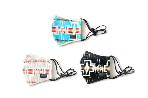 Pendleton Releases Native American Print Face Masks