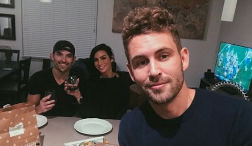 "Nick Viall Says Ashley Iaconetti and Jared Haibon's Chemistry Is ""Annoyingly Cute"""