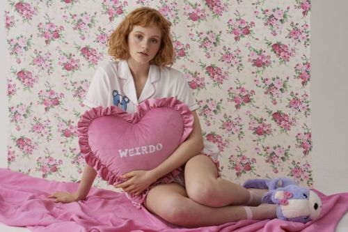 Lazy Oaf has launched its first ever lingerie and nightwear range and it's cute as hell