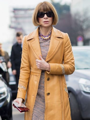 Anna Wintour Says This Trend Is Nowhere to Be Found This Fashion Month