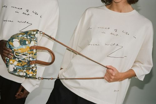 """JW Anderson Taps Oscar Wilde To Find That """"the Secret of Life Is in Art"""""""