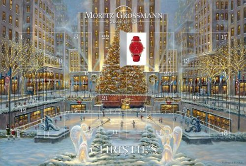An Exclusive Advent Calendar at Christie's