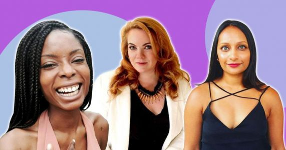 Harriet Minter, Poorna Bell and Otegha Uwagba tell us about their skincare routines