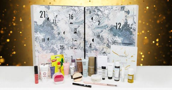 ASOS's beauty-filled advent calendar features NYX and Smashbox products