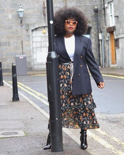 15 Easy and Creative Ways to Style an Oversized Blazer