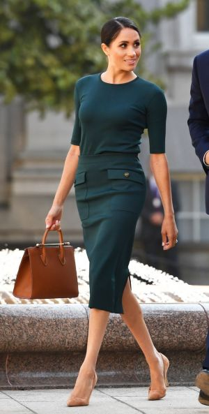 The Netflix Show Meghan's Taking Style Advice From-No, It's Not Suits