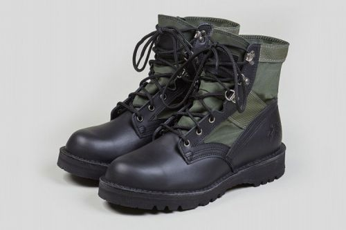 Nigel Cabourn and Danner Release a Jungle Boot