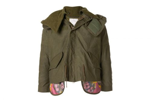 Each of READYMADE's Layered Style Jackets Are One-Of-A-Kind