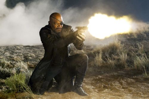 Samuel L. Jackson to Play Nick Fury in New Marvel Disney Plus Series