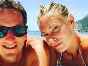 Strictly's Brendan Cole Announces That He And Wife Zoe Are Expecting