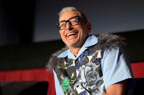 Jeff Goldblum is inspiring men to wear skimpy short shorts
