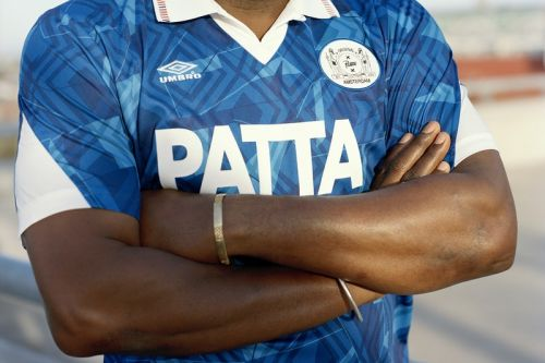Patta & Umbro Reunite for Soccer Jersey Collection