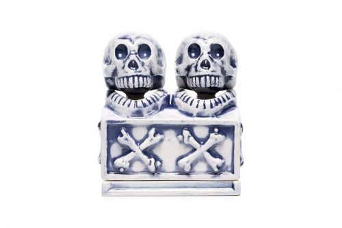 NEIGHBORHOOD Releases Dual Skull Incense Chamber