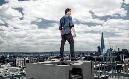G-Star RAW´s Head of Design, Edwin de Rooij, on the new Citishield 3D Slim Tapered Jeans