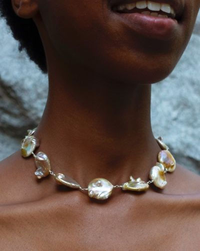 Presley Oldham's Precious Pearl Jewellery Is Handmade in New Mexico