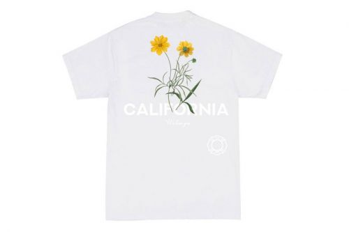 Cherry Los Angeles Debuts Charity T-Shirt in Support of California Wildfire Victims