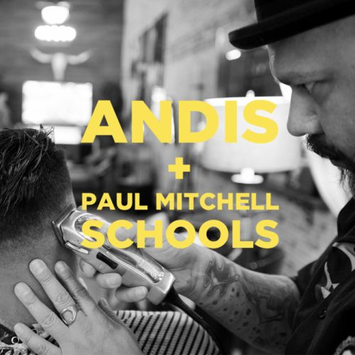 Andis Nation Barber Scholarship Through Paul Mitchell Schools