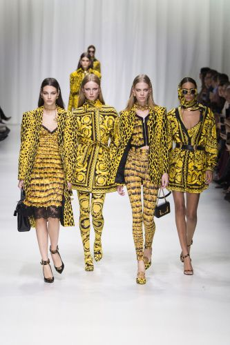 Versace: Ready-to-Wear SS18