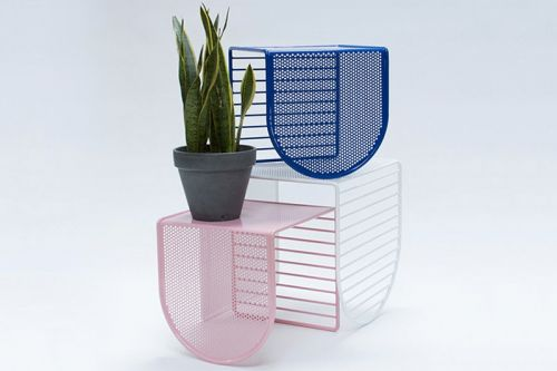 "Furniture Designer Eric Trine Releases Pastel-Hued ""Pop Perf"" Collection"