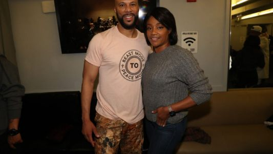 "After Initially Turning Down His Advances, Tiffany Haddish Explains Why She Made Common Chase Her: ""I'm The Prize"""