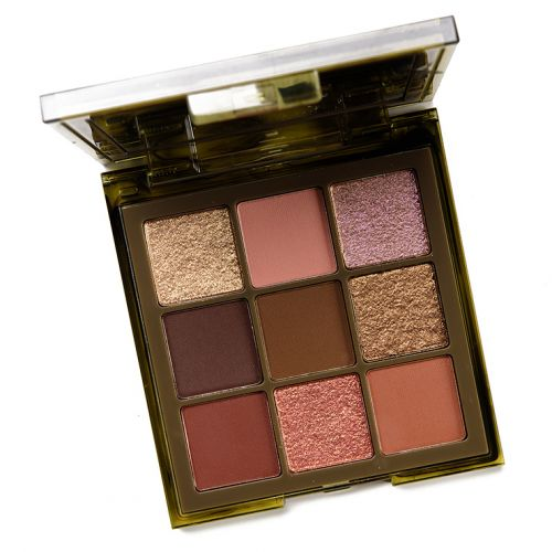 Huda Beauty Khaki Haze Obsessions Eyeshadow Palette Review & Swatches