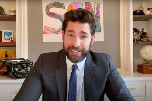 John Krasinski defends selling 'Some Good News' after fans call him a 'sellout'