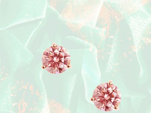 This New Jewelry Brand Just Dropped A Pastel Collection Of Lab-Grown Diamonds - & We're Obsessed