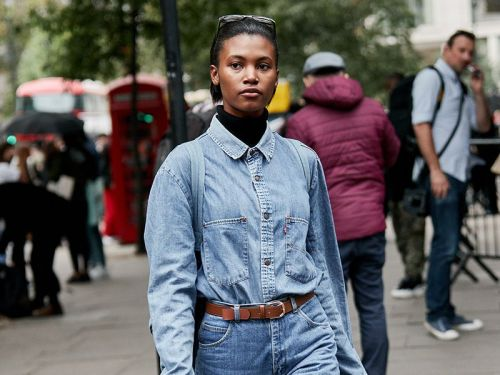 The '70s Called-They Want You to Wear This Denim Trend