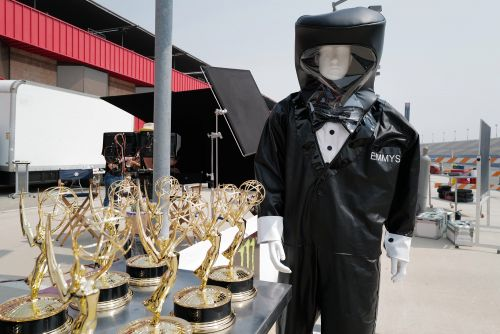 Emmys 2020 presenters will wear full hazmat suits