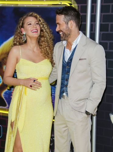Blake Lively Teases Husband Ryan Reynolds Over His Hot Fitness Trainer: 'Swiping Right'