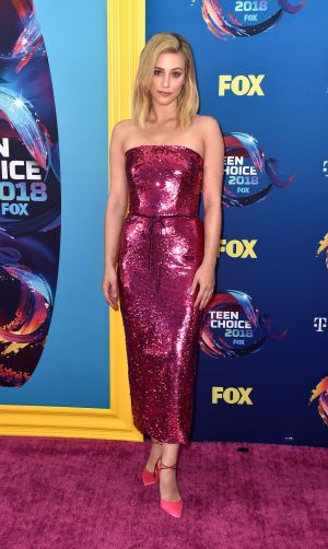 The Best Red Carpet Looks From the Teen Choice Awards