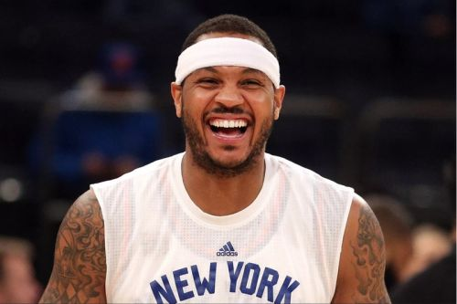 NBA Fans React to Carmelo Anthony's Trade Over to the Western Conference