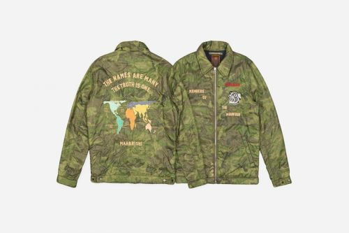 Maharishi Drops 'Apocalypse Now'-Inspired Maha Hill Tribe Capsule Collection
