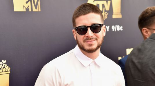 'Jersey Shore' Star Vinny Guadagnino Puts Abs On Display After Shedding 50 Pounds On Keto Diet - Pics!