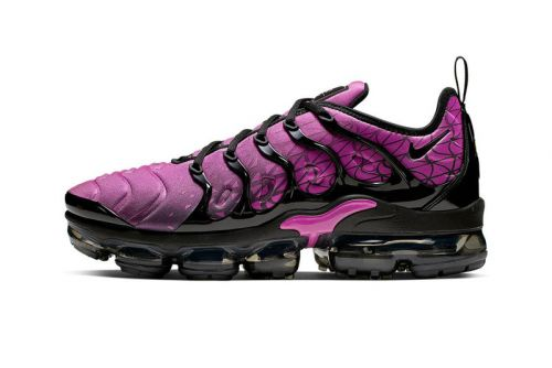 """Nike Gives the Air VaporMax Plus a """"Geometric Gradient"""" Makeover"""