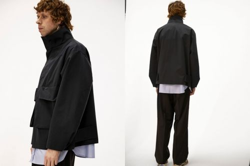 Mfpen Elevates Deadstock Fabrics for FW21 Collection