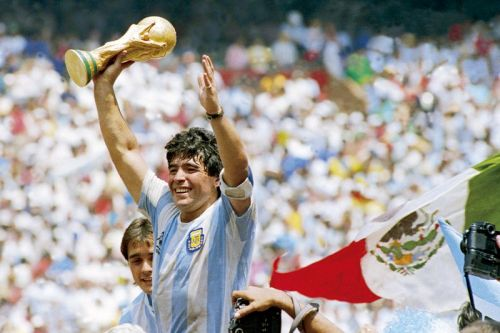 Diego Maradona Has Passed Away Aged 60