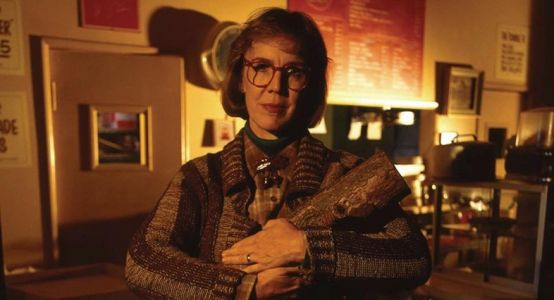 There's a documentary about Twin Peaks' Log Lady in the works