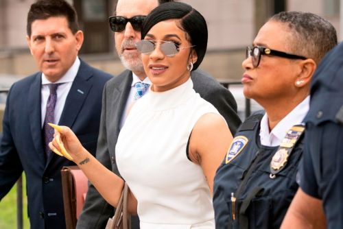 Cardi B Indicted on Felony Charges for Queens Strip Club Fight