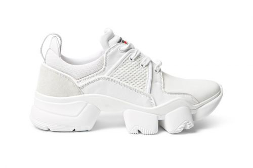 Givenchy Updates Its Aggressively Chunky JAW Sneaker