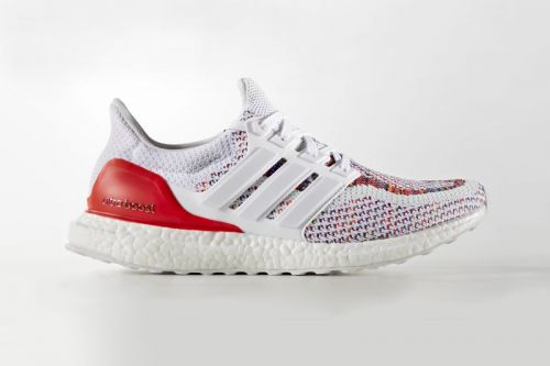 "Adidas Brings Back the UltraBOOST ""Multicolor 2.0"""