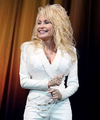 Phew, Dolly Parton Got A Dose Of The Vaccine She Helped Fund