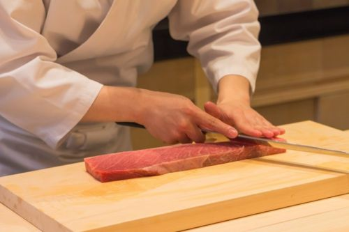 $320,000 USD Tuna Arrives at New York Restaurant This Week