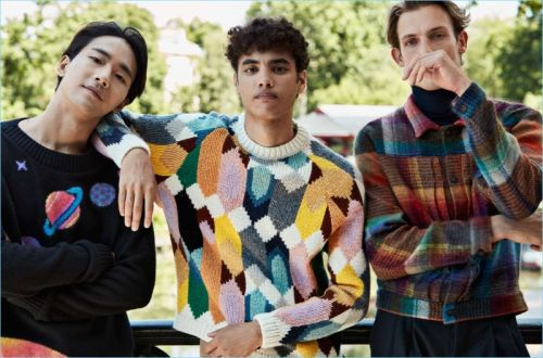 Mr Porter Gives the Lowdown on Key Fall '17 Trends