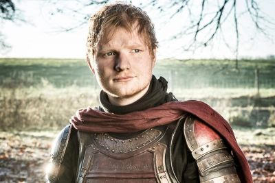 Ed Sheeran Made a Cameo on the Season 7 Premiere of 'Game of Thrones'