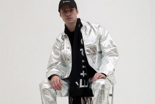 017 Highlights the Many Collaborations from Études' FW18 Collection
