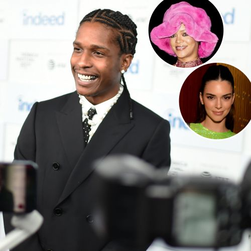 A$AP Rocky's Dating History Proves He Doesn't Have a Type - See His Girlfriends From Rihanna to Kendall