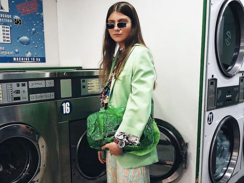 Laundrograms Are Becoming an Instagram Epidemic