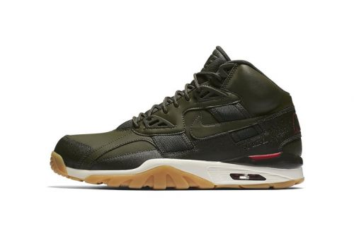 "Nike Unveils the Air Trainer SC High Winter in ""Cargo Khaki"""